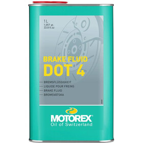 Motorex DOT 4 Bremsflüssigkeit 1000 ml